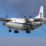 В Магаданской области упал Ан-12